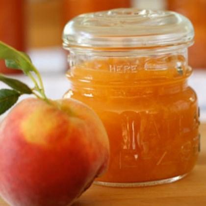 Peachy Peach Jam