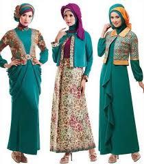 Baju Muslim Gamis Untuk Remaja Model Terbaru Saat Ini