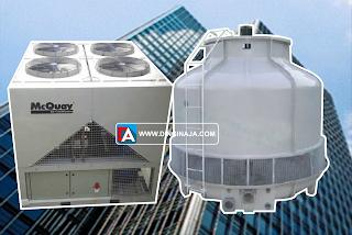 Cooling Tower AC Sentral