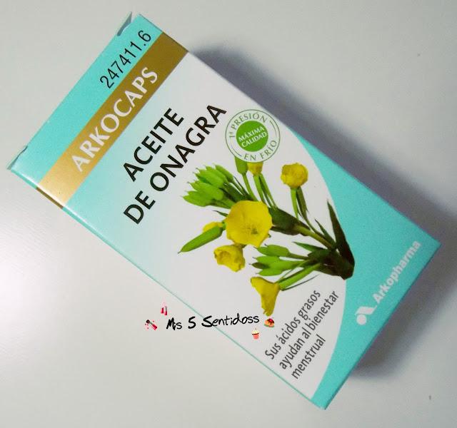 Arkocaps Aceite de onagra
