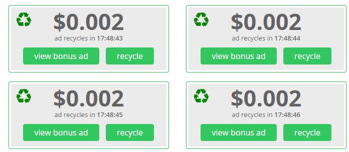 Kiếm tiền trên mạng với paidverts và extantbux