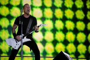 Sonisphère Festival - Amnéville, France : 8 et 9 juillet 2011 : Metallica