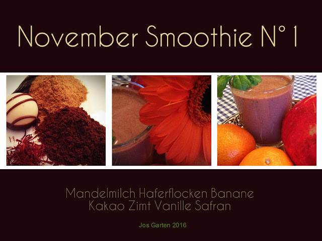Novemberblues/Smoothie