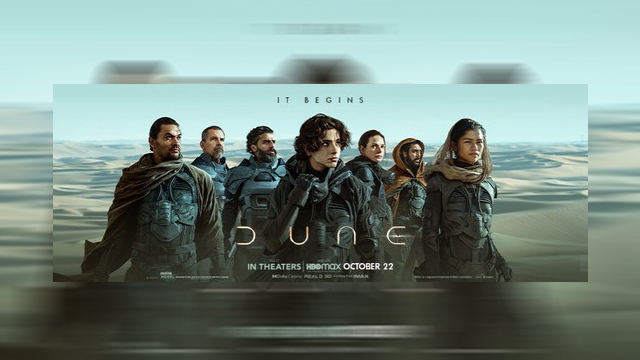 Warner Bros Finally Releases the Official Trailer and New Character Posters For Denis Villeneuve's Movie DUNE