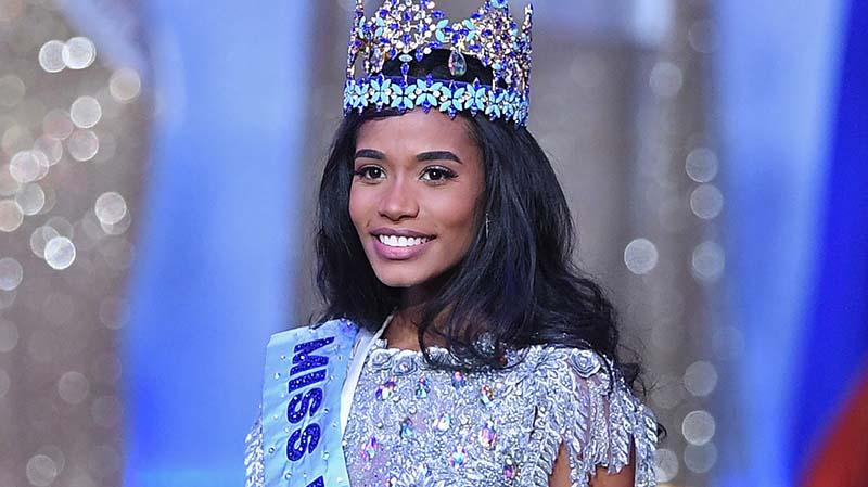 Toni-Ann Singh dari Jamaika Sabet Gelar Miss World 2019