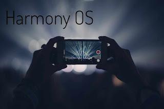 Huawei New Oprating System Harmony Os