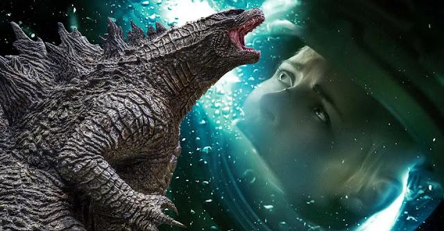 Sutradara Underwater Bilang Monsternya Lebih Besar dari Godzilla