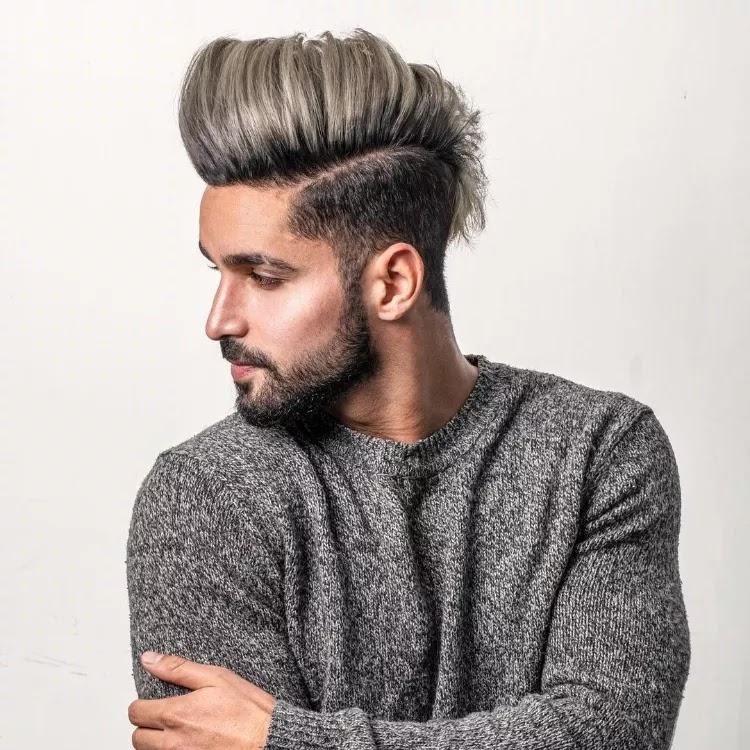 Adil Alinoor Hairstyles
