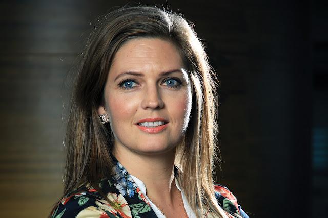 Kristine Leach Managing Director of Jotun India