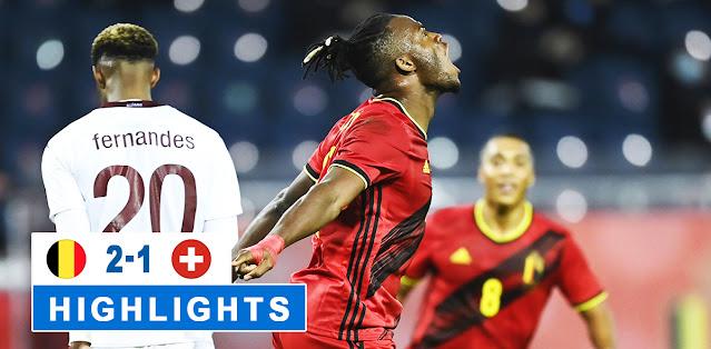 Belgium vs Switzerland – Highlights