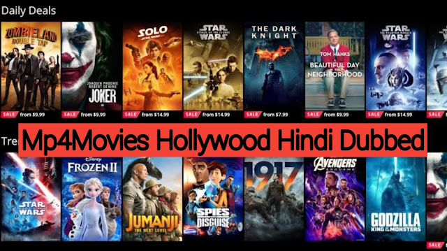 Mp4Movies Hollywood Hindi Dubbed 2021 - HD Movies Download Website