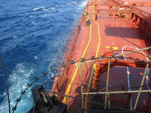 Защитные меры от пиратства. Способы предотвращения пиратских нападений. Порядок действий в разных ситуациях