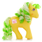 My Little Pony Lemon Treats Year Seven Candy Cane Ponies G1 Pony