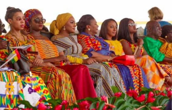 Photos: Meet the latest Ghana's presidential wives and daughters