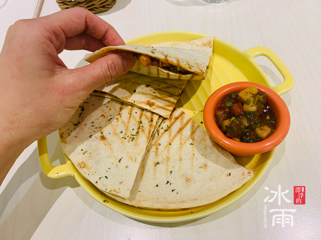 草蔬宴Cheer Su|素烤餅