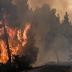 Πύρινος εφιάλτης στην Εύβοια - Σε κατάσταση έκτακτης ανάγκης ο δήμος Διρφύων, 11 χλμ. το μέτωπο της φωτιάς