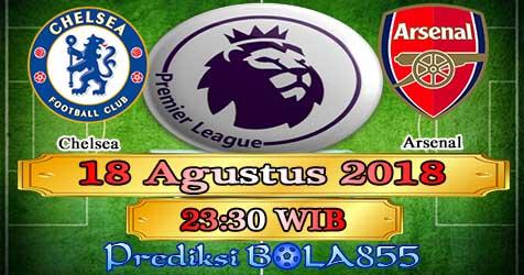 Prediksi Bola855 Chelsea vs Arsenal 18 Agustus 2018
