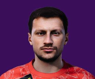 PES 2020 Faces Andrey Klimovich