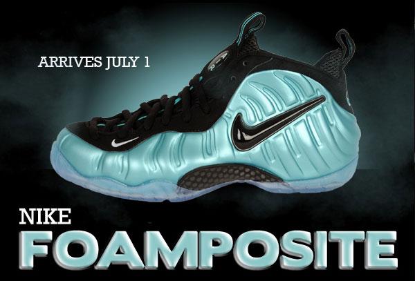 "4b7effe60eb Nike Air Foamposite Pro ""Retro"" Sneaker Release Reminder"