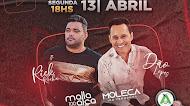 Malla & Moleca - Live Em Casa - Abril 2020