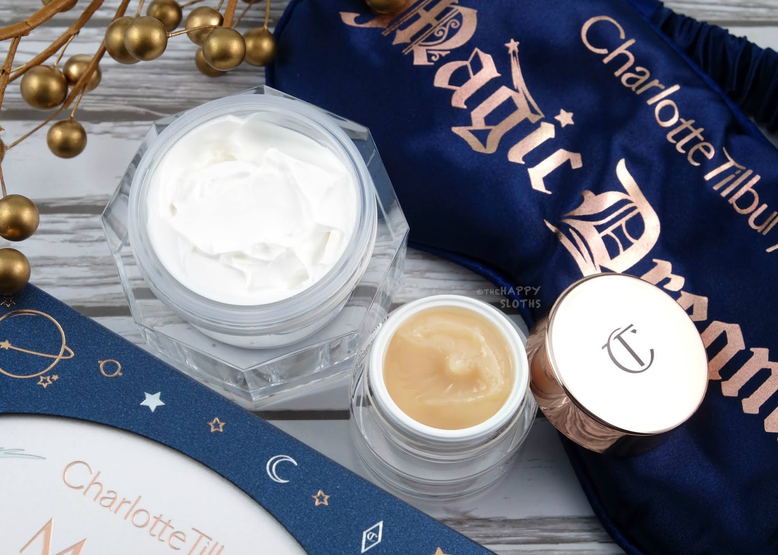 Charlotte Tilbury | Magic Dream Skincare Kit: Review