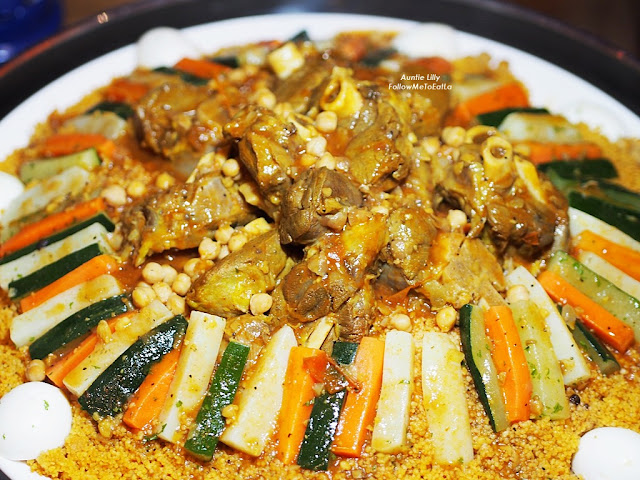 Cous Cous With Lamb - Ramadhan Buffet 2018 The Resort Café's Sunway Resort Hotel & Spa Petaling Jaya Selangor