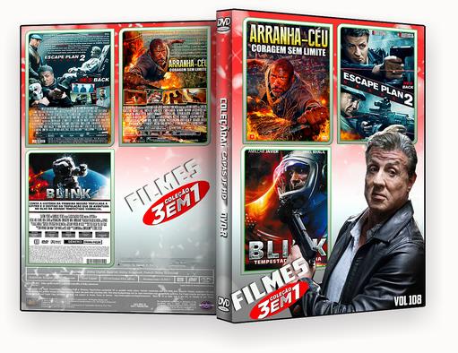 COLEÇÃO FILMES 2018 DVD-R VOL 108
