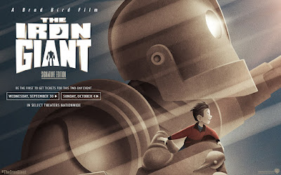demir dev filmi, the iron giant