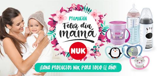 sorteo productos Nuk gratis un año