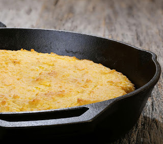 Golden Sweet Cornbread Recipe