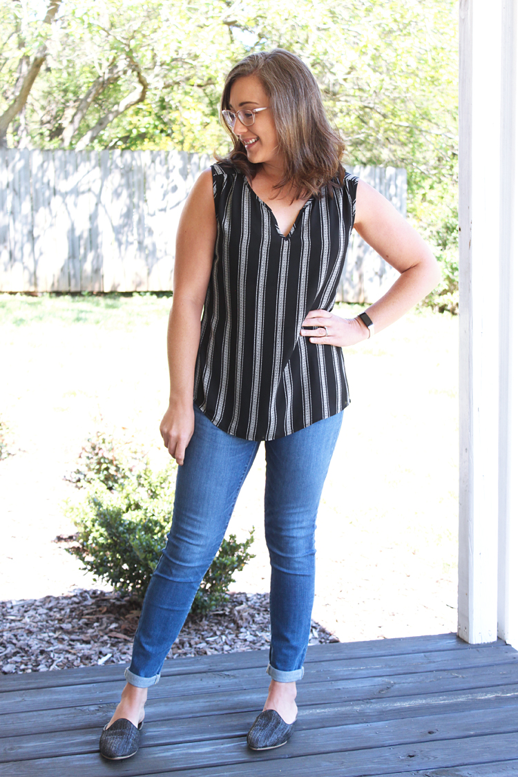 New Rhapsody Blouse // Love Notions Sewing Patterns