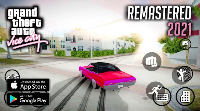 GTA Vice City Remastered Download For Android (APK+OBB)