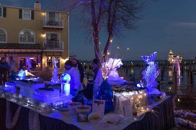 Fire and Ice 2020 at Saybrook Point Inn and Spa
