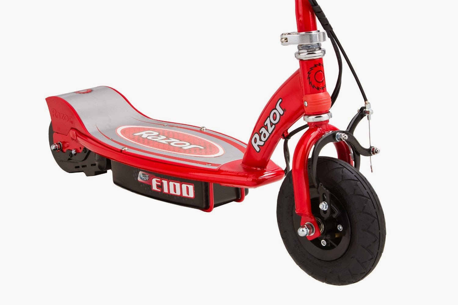 Razor E100 Electric Scooter Red Scooter