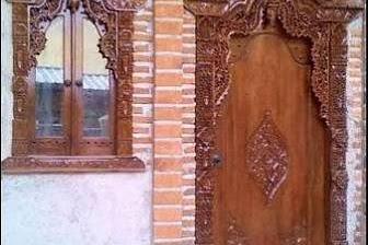Info Alamat Penjual Pintu Kayu Jati SURABAYA Termurah 2020