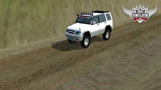 mod mobil offroad