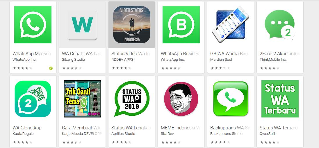 Install 2 Whatsapp Tanpa Aplikasi Whatsapp Mod Tapi Whatsapp Business Cirumanja Com