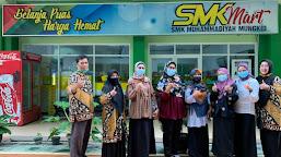 Lab. School Uhamka Kunjungi Sekolah Inspirasi Kejuruan Bersama SMK Muhammadiyah Mungkid