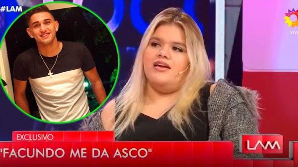 Morena Rial denunció a su ex, Facundo Ambrosioni, por violencia de género