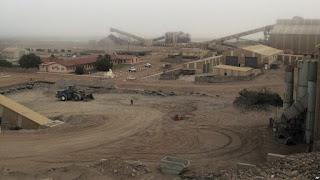 Namibian mining