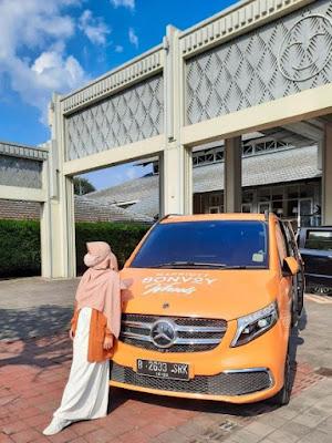 Marriott bonvoy Kota Bandung 2021