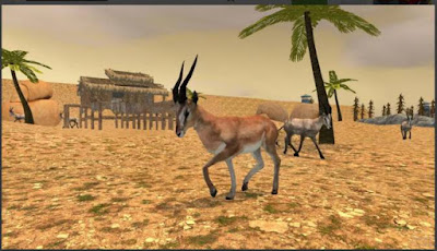 Game Berburu Android Ringan Deer Hunting 2018 Apk