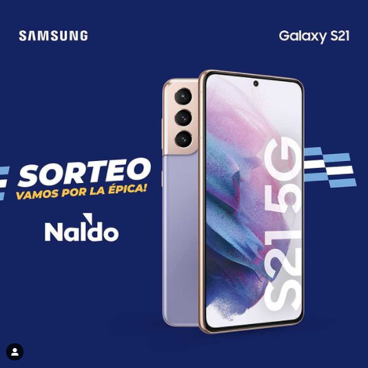 Sorteo Naldo Digital