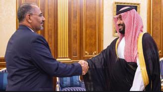 عيدروس الزبيدي يصل السعودية تلبية لدعوة ولى العهد الأمير محمد بن سلمان