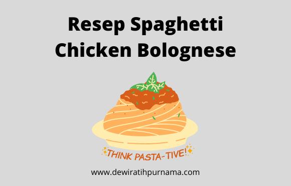 resep spagehtti sauce bolognese