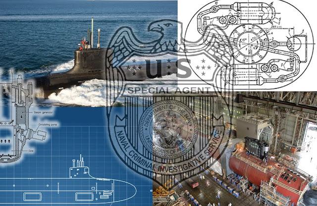 Un ingeniero nuclear y su mujer son detenidos por vender datos de reactores de submarinos de la USNavy a un país extranjero