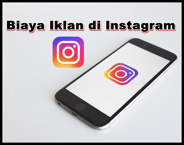 Biaya Iklan di Instagram