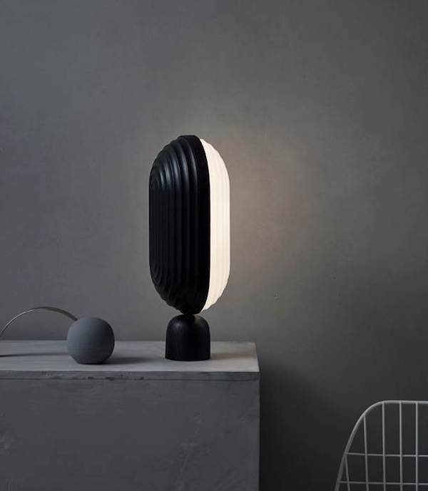 ARC table lamp LE KLINT