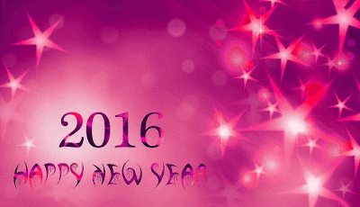 Happy New year Widescreen HD Wallpaper