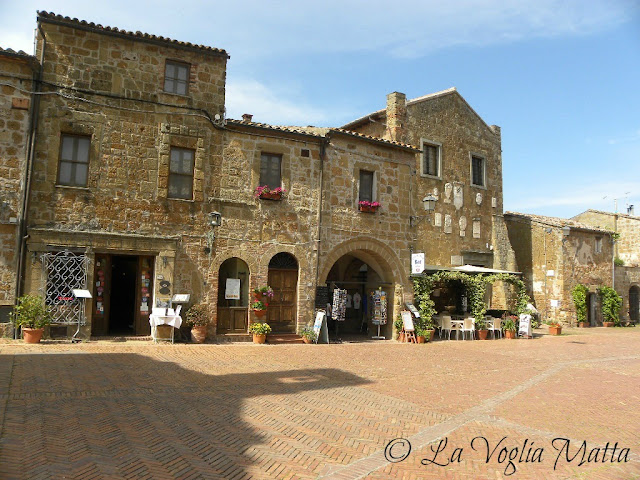 Sovana Toscana